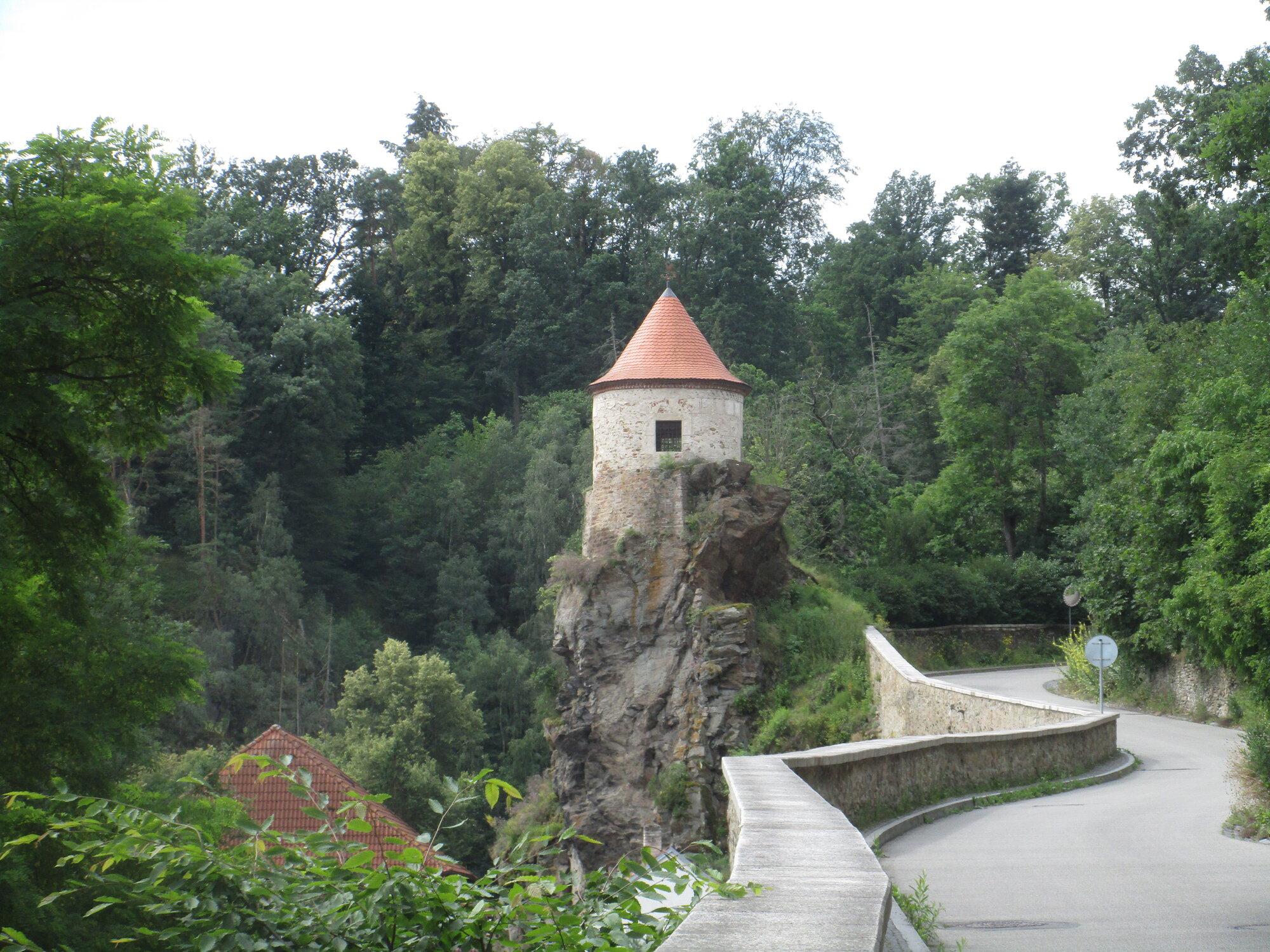 věž Kohoutek