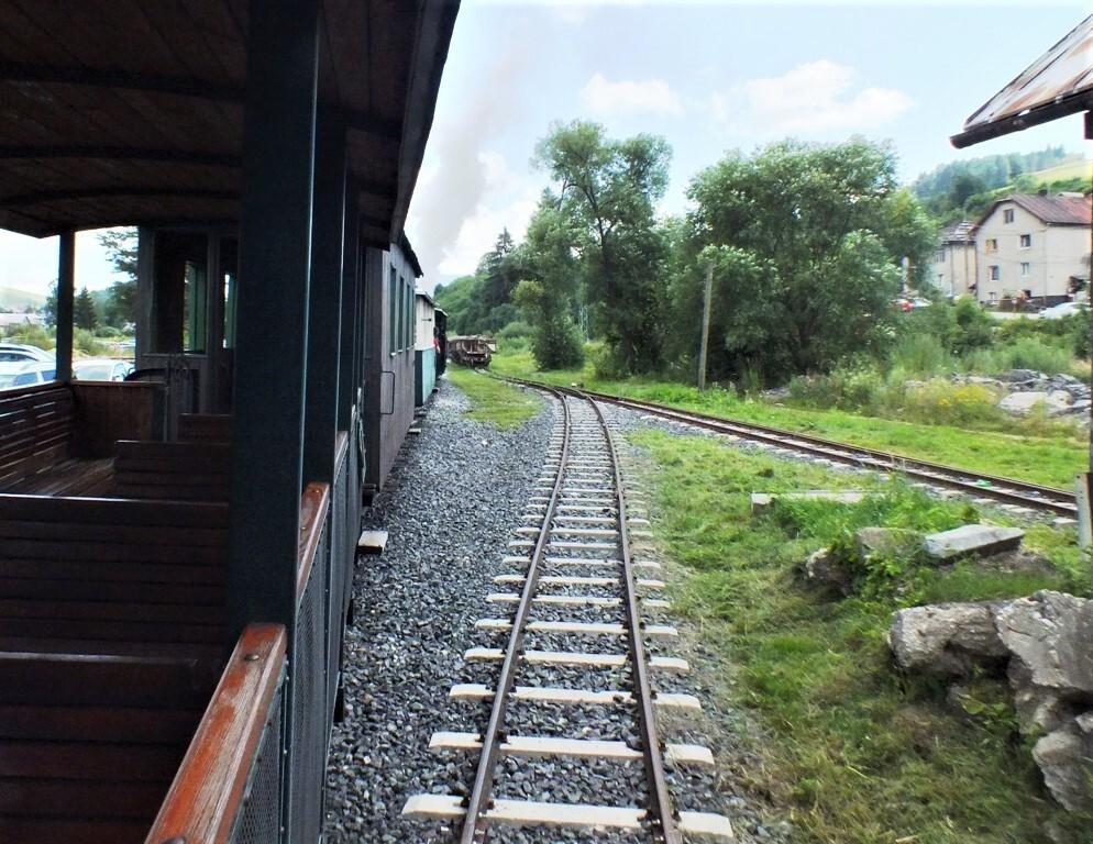 trať Čiernohorské železnice