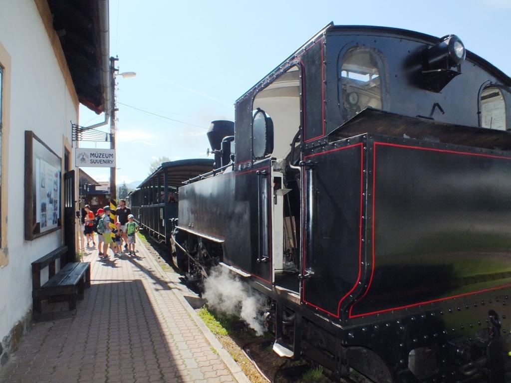 Muzeum Čiernohorské železnice a stanice