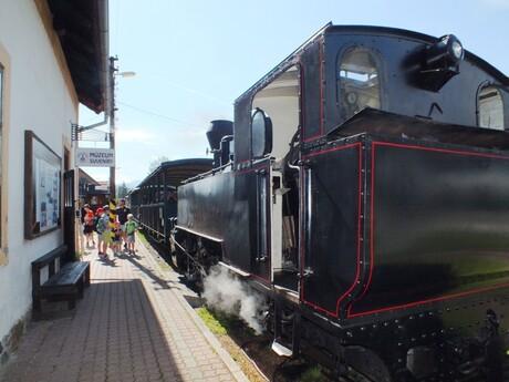múzeum Čiernohorskej železnice a stanica, Čierny Balog