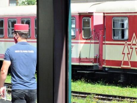 Čiernohorská železnica, Čierny Balog