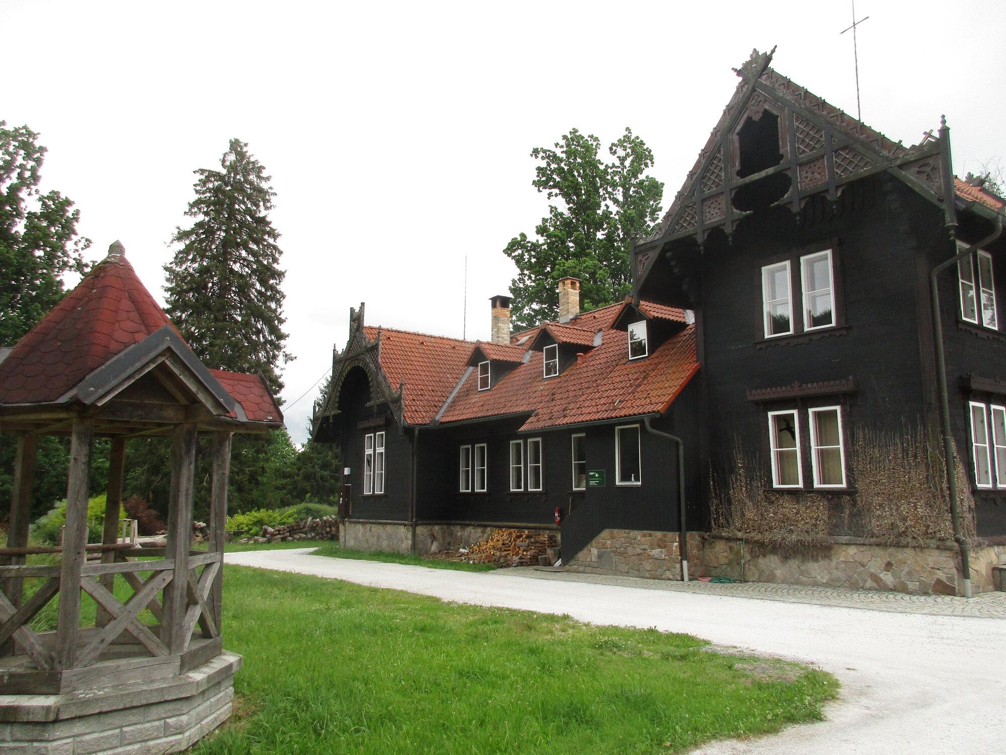 замок в Вацикове