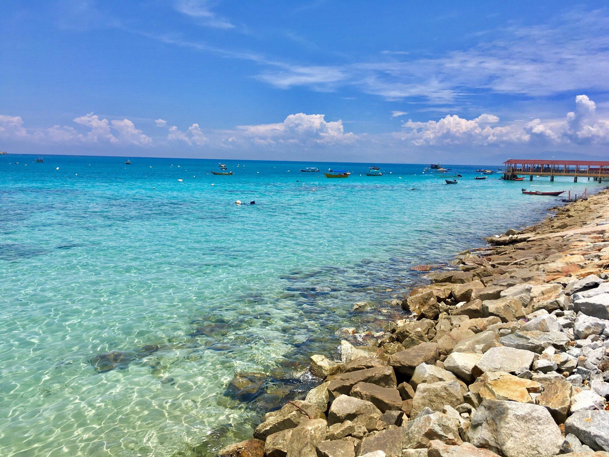 malajské Maledivy
