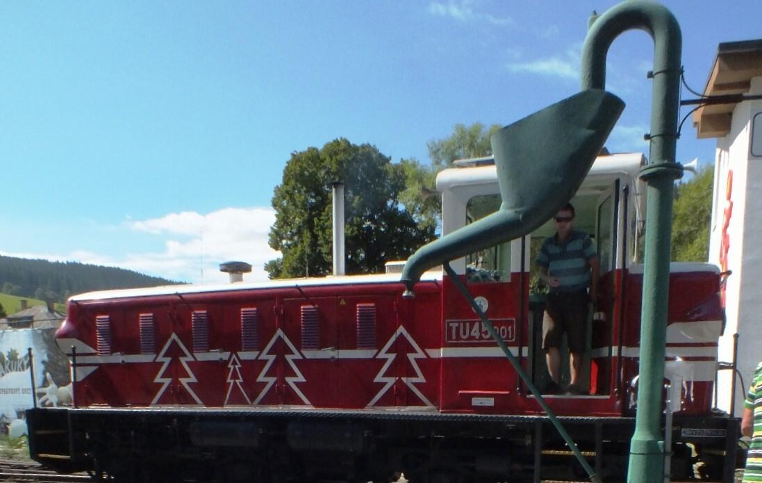 Čiernohorská železnice