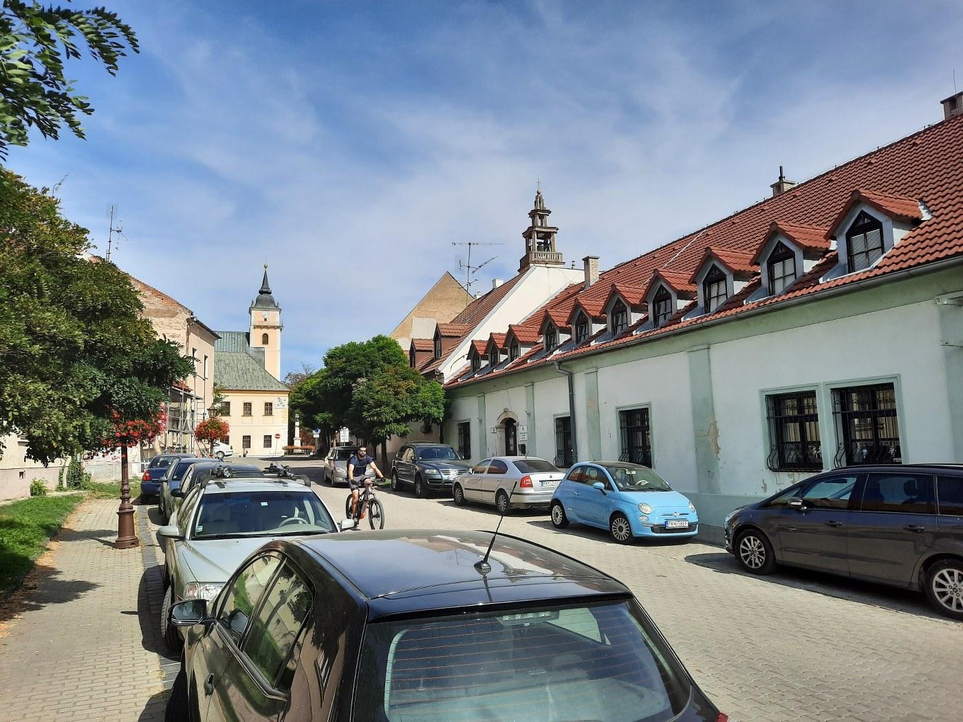 ulice Dr. Kautze