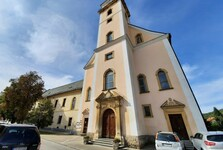 Piaristický kostol Svätej Trojice