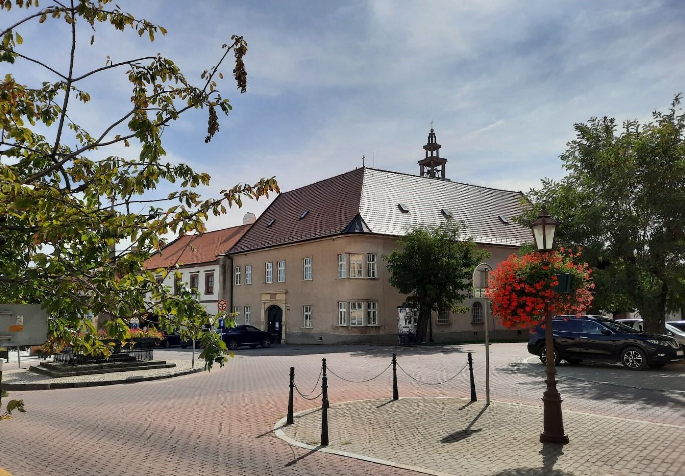 bývalý měšťanský dům Segnerových