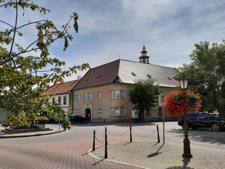 bývalý meštiansky dom Segnerovcov