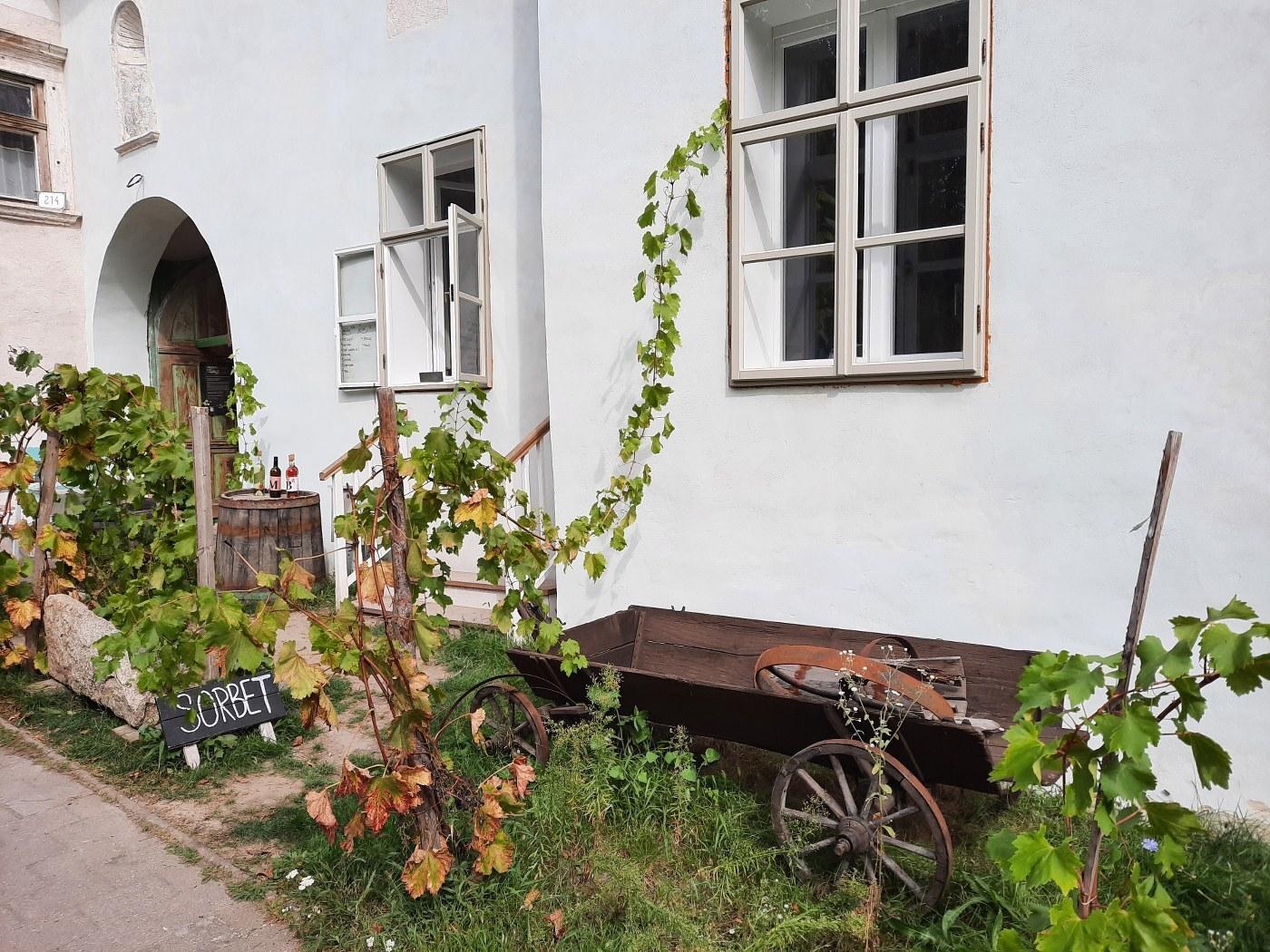 Renesanční vinařský dům