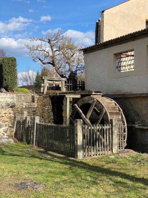 mlýnské kolo