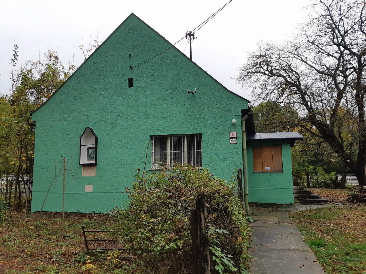 Дом лесника Кокеша