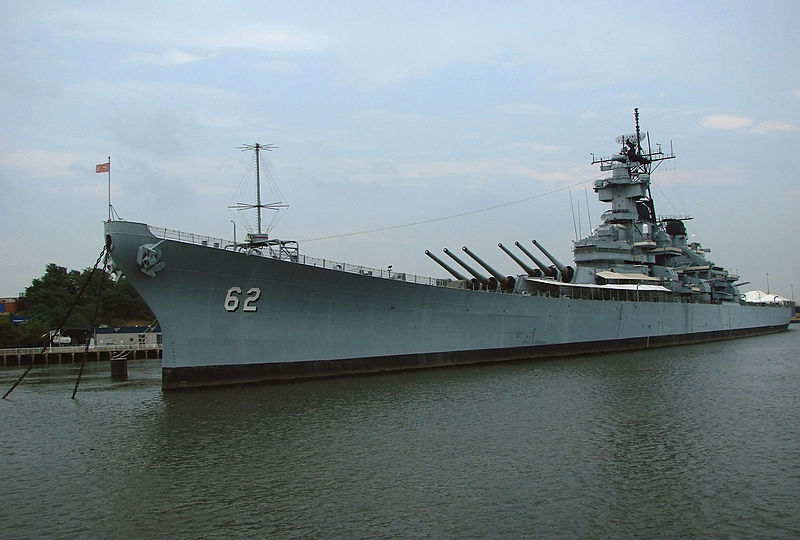 loď New Jersey