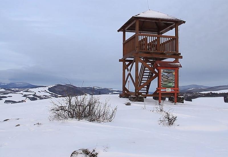 Галузице (смотровая башня)