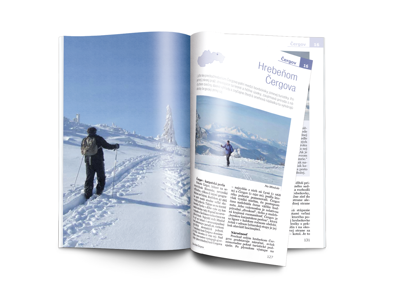 publikace Najkrajšie lyžiarske trasy