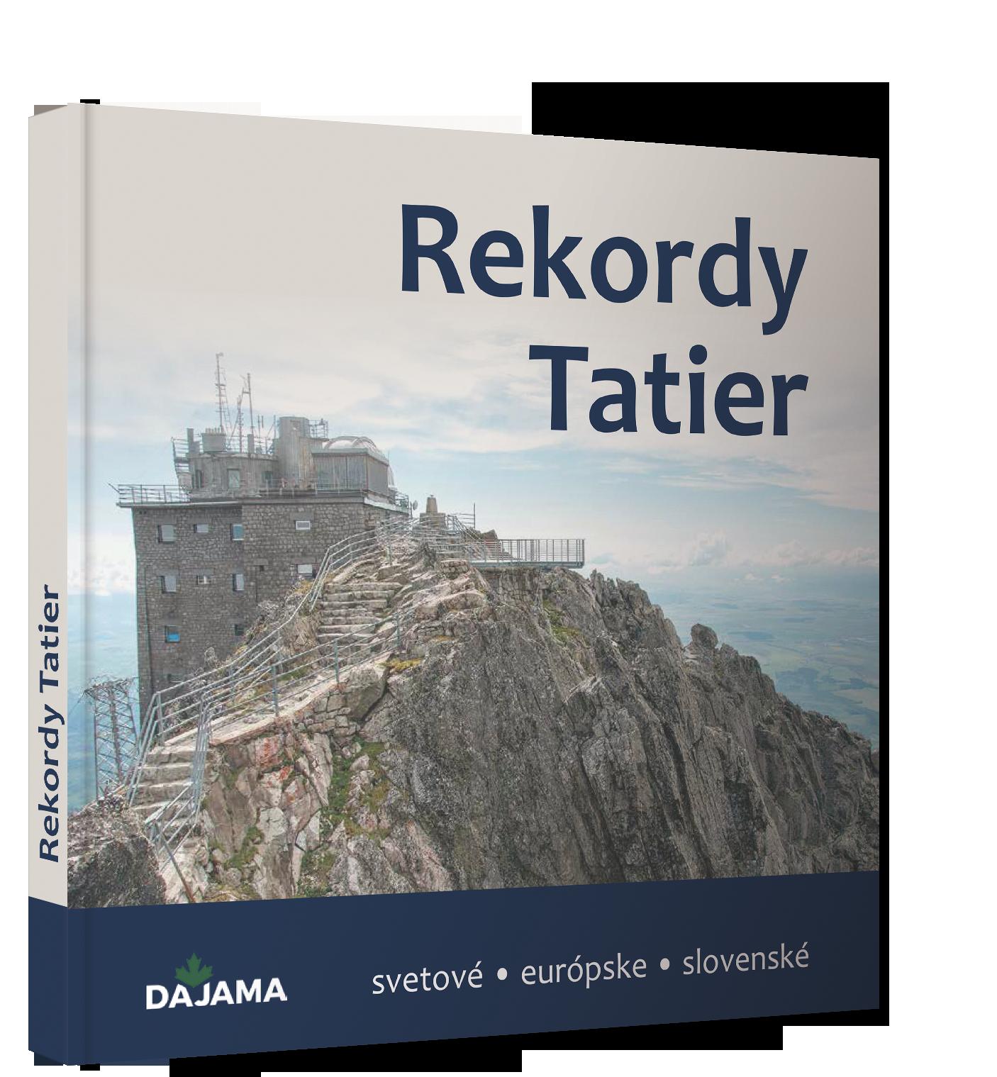 publikace Rekordy Tatier
