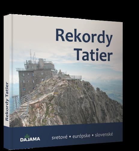 publikácia Rekordy Tatier