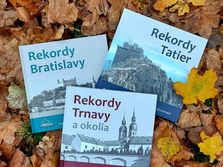 publikácie z edície Rekordy