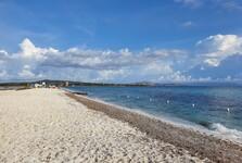 pláž Le Saline