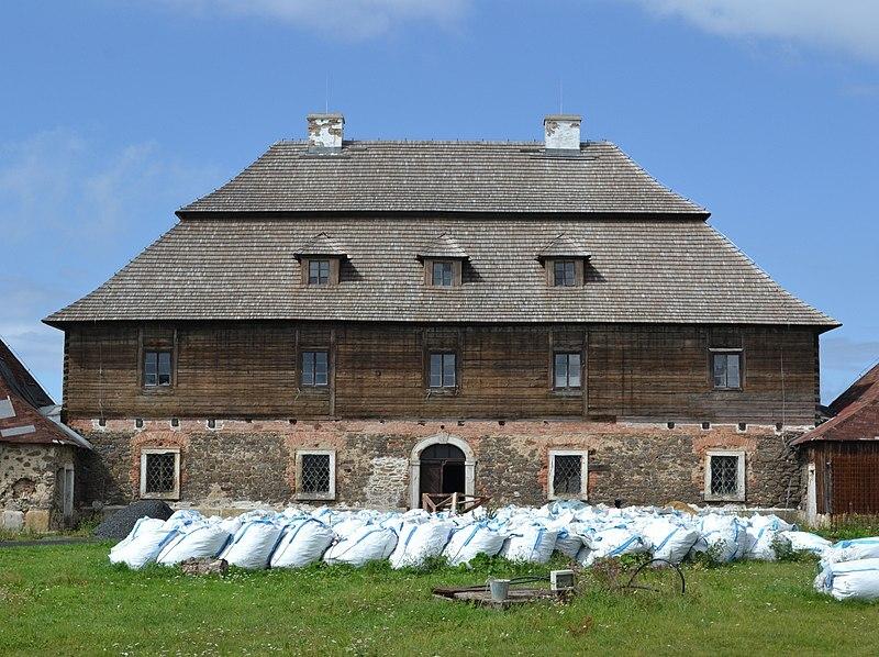 zámeček Lichtenwald