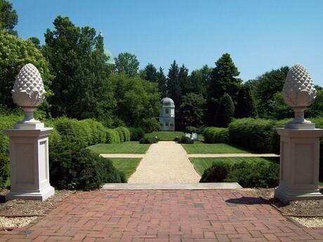 Paca House Garden