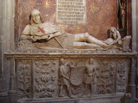 skulptúra Martina Vázqueze de Arce