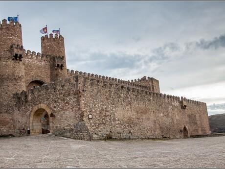 hrad Sigüenza