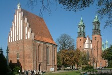 Ostrów Tumski s katedrálou