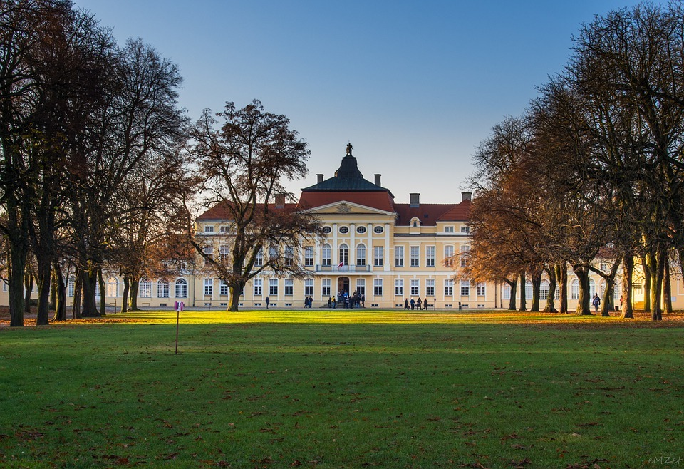 palác v Poznani