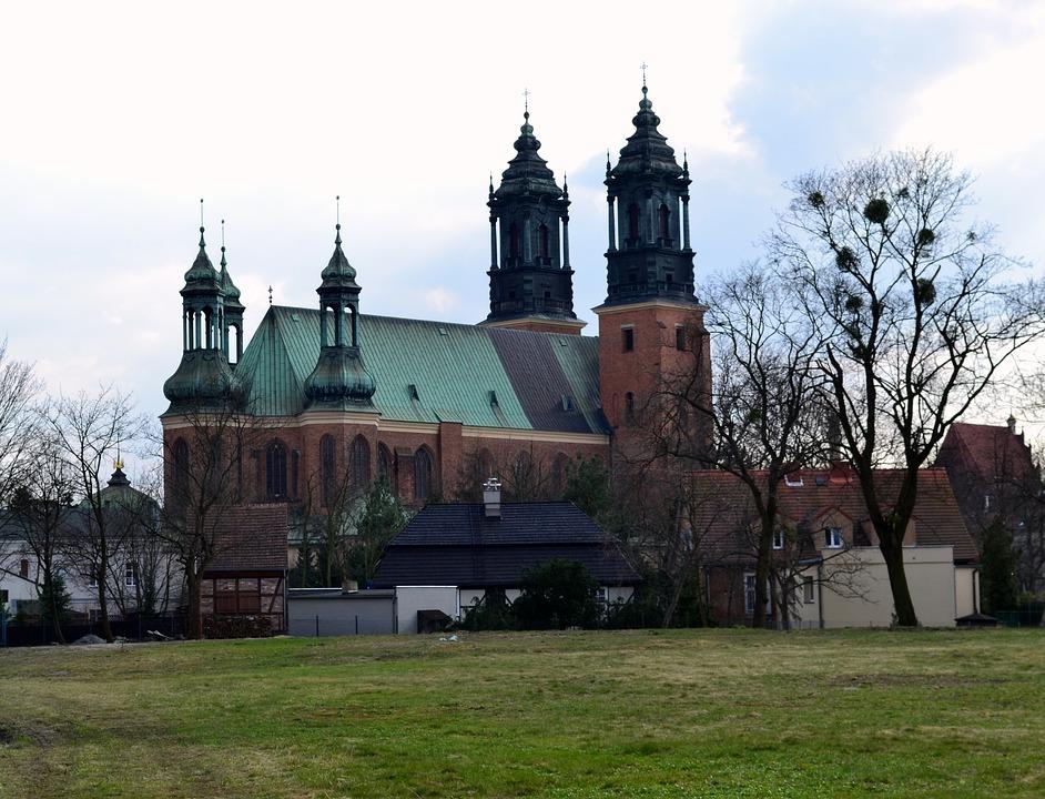 poznaňská architektura
