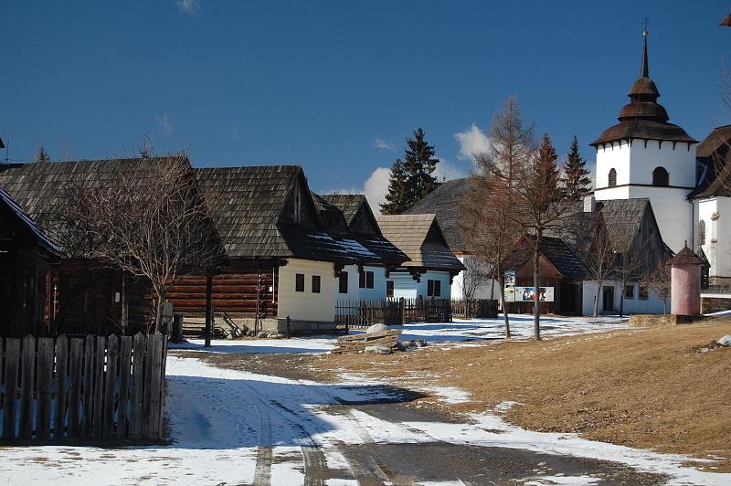 Pribylina – Muzeum liptovské dědiny v přírodě