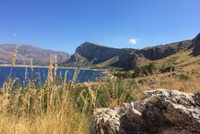 заповедник Riserva Naturale Orientata Monte Cofano