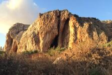 пещера в заповеднике