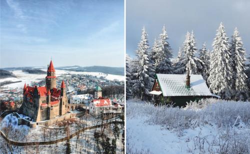 fotosútaž: Česká a slovenská zima