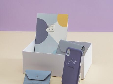 Darčekový kancelársky balíček - ilustračné foto