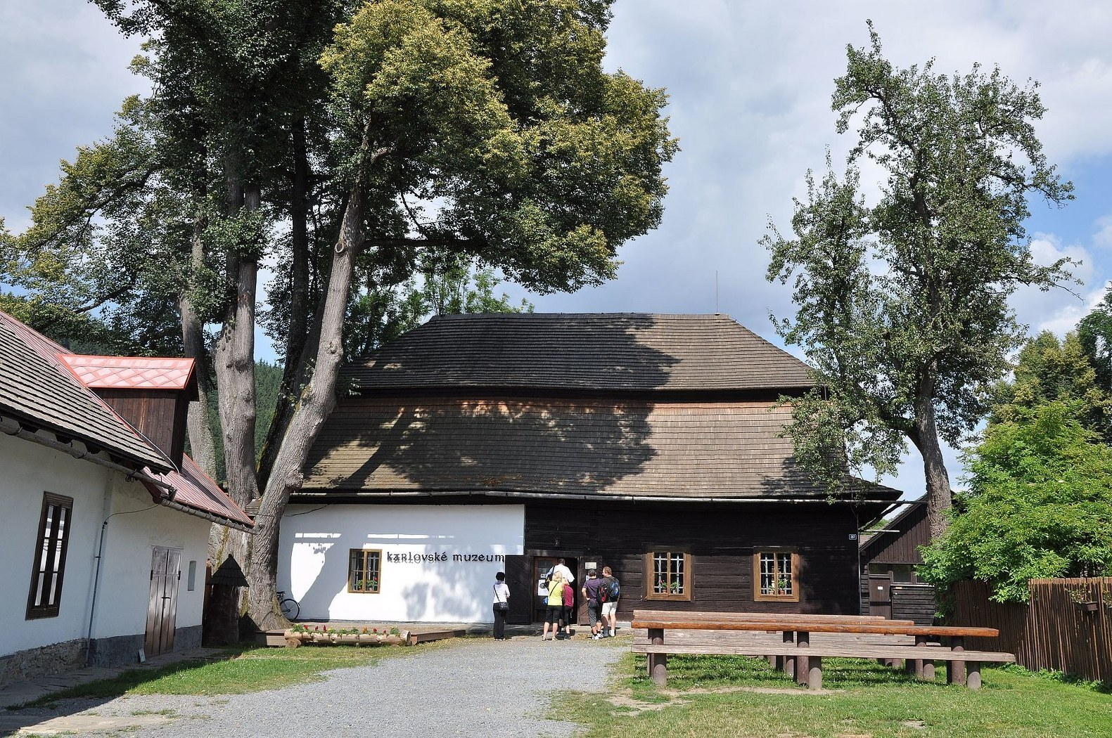Карловский музей, (c) wikipedia.org - Ben Skála, Benfoto
