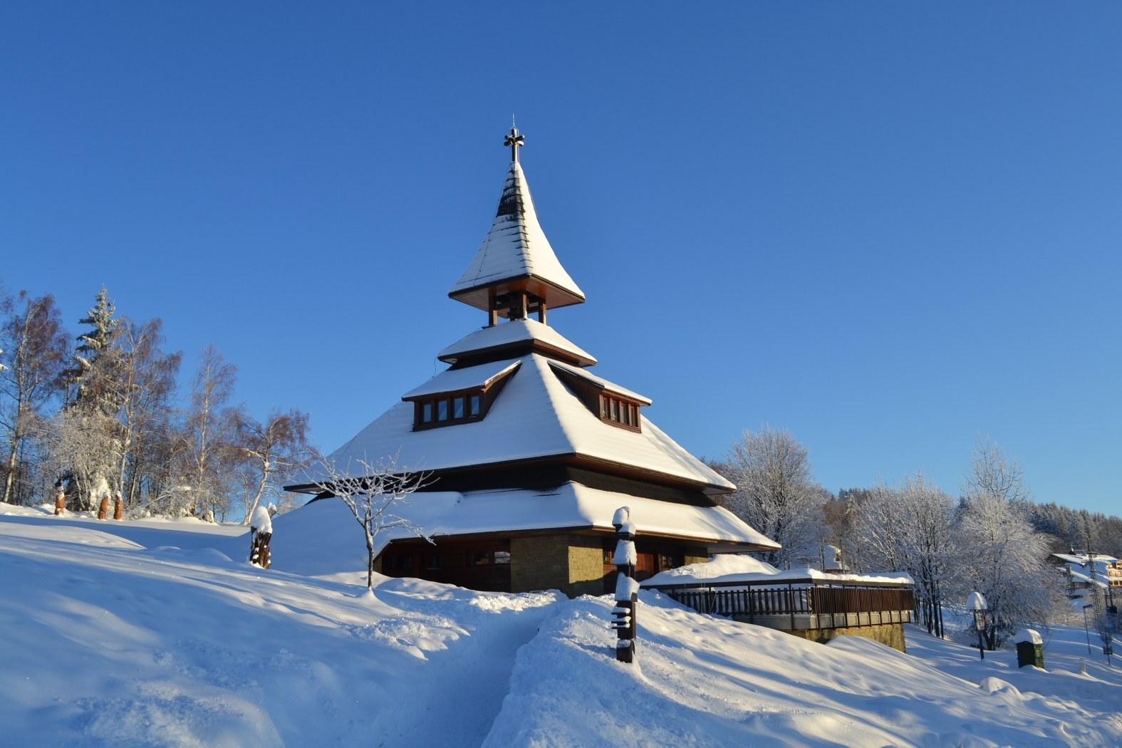 Zvonice Soláň, (c) archív CCRVM