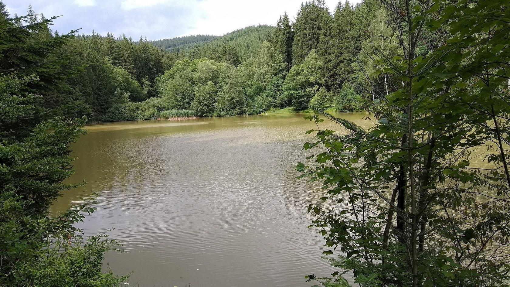 Karlovské jazero, (c) wikipedia.org - Carodejnictvionline