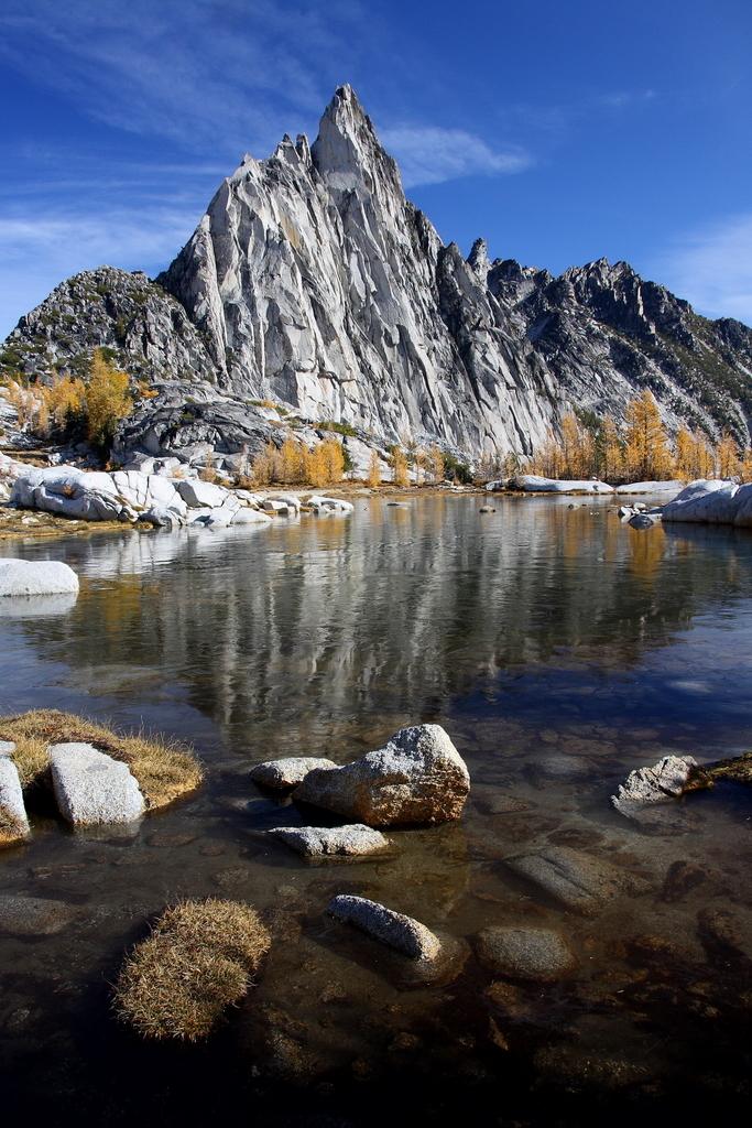 Alpine Lake Wilderness