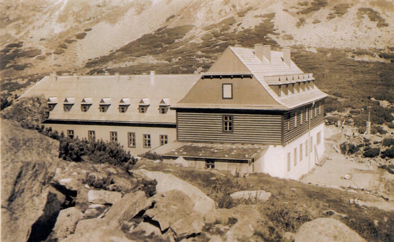 Силезский дом в 1949 году, (c) wikipedia.org