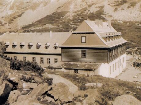 Sliezsky dom v roku 1949, (c) wikipedia.org