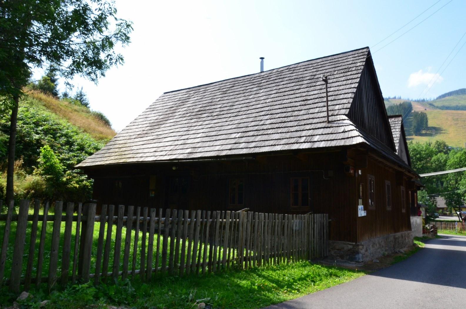 Hornický dům, Vyšná Boca