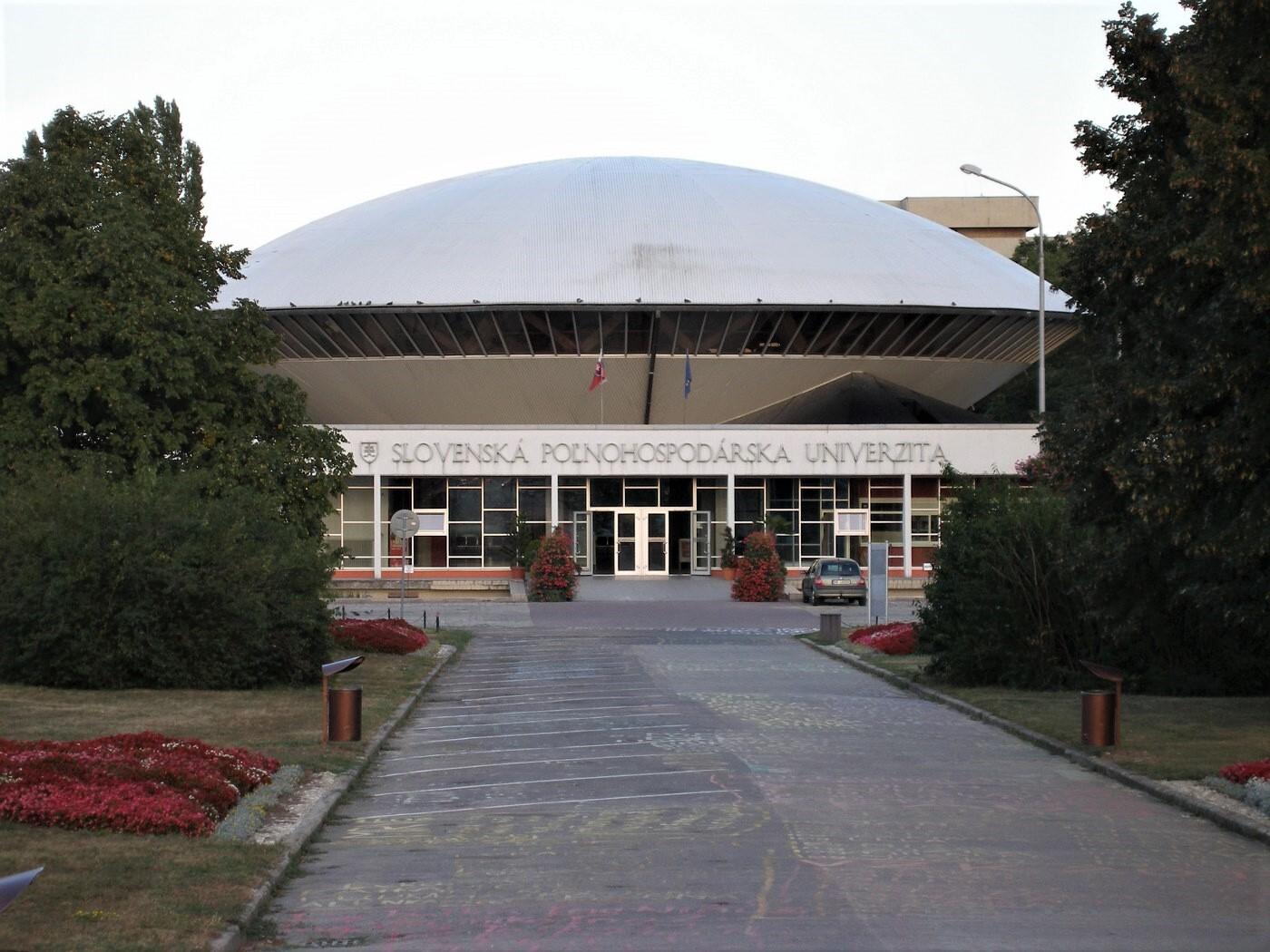 Нитра (Сельскохозяйственный университет)