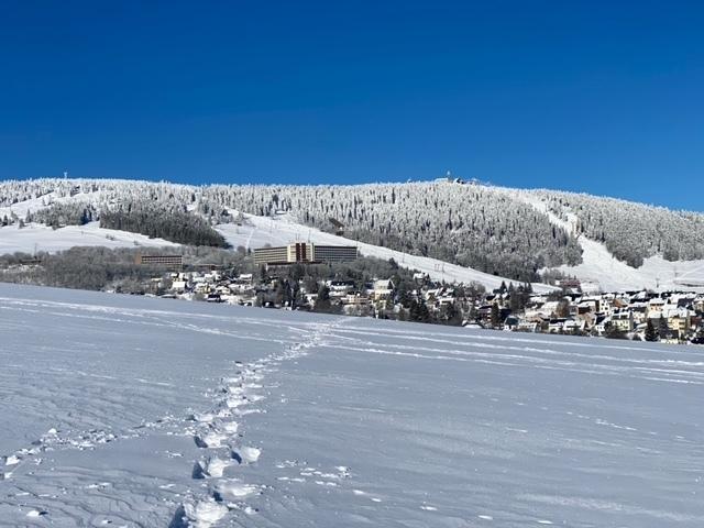pohled na Oberwiesenthal