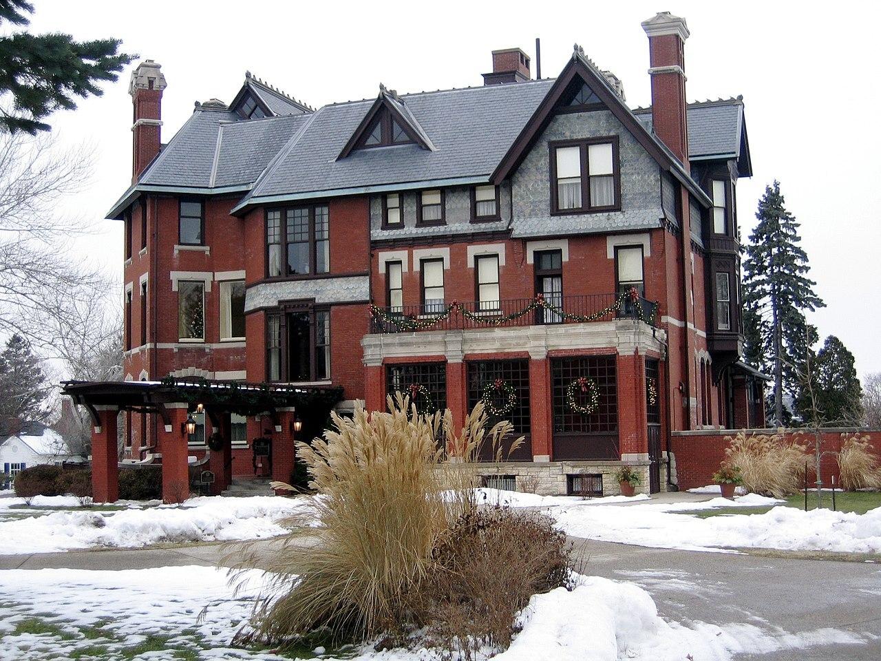 vila Brucemore Estate