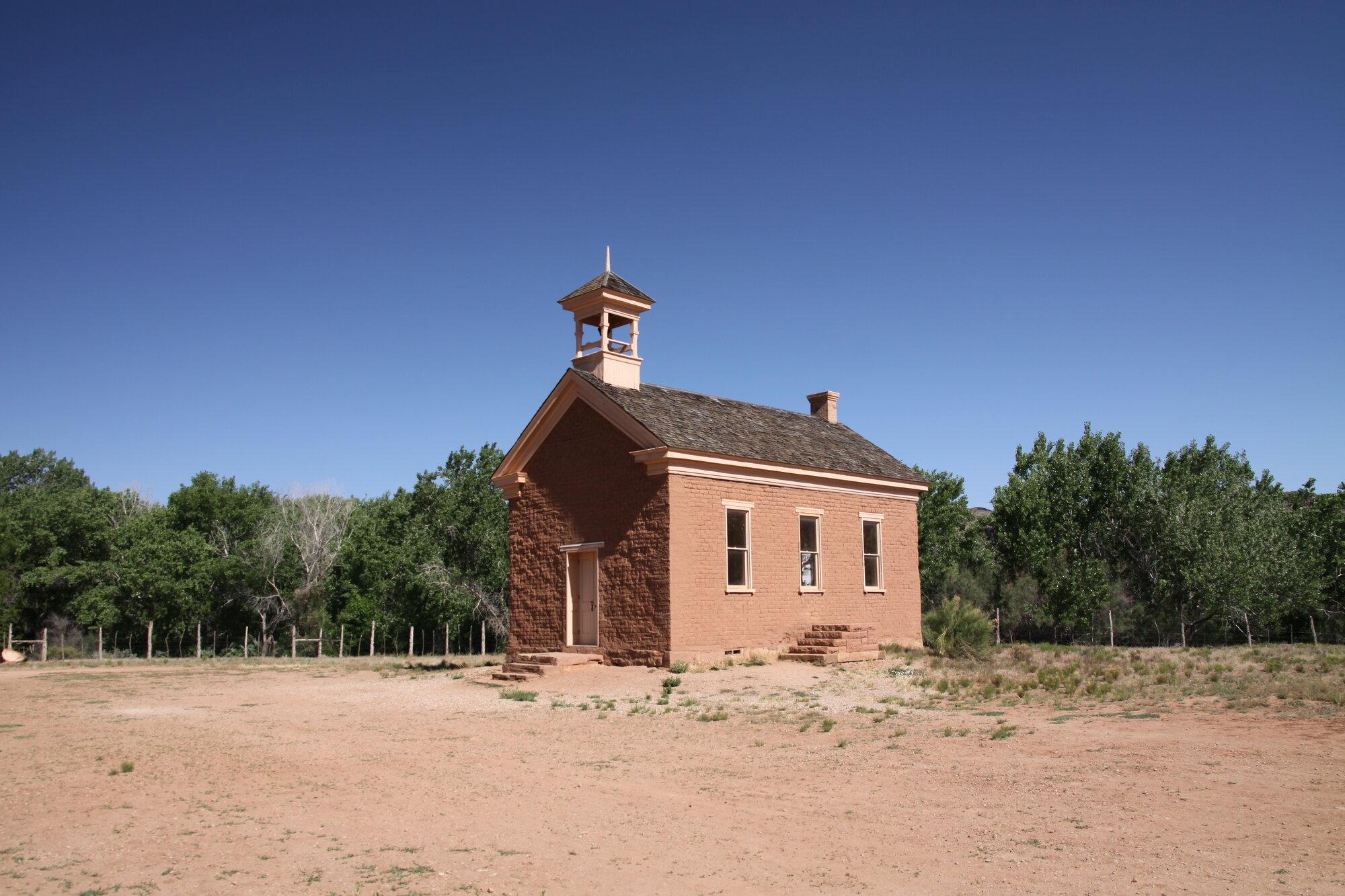kostel v Graftonu