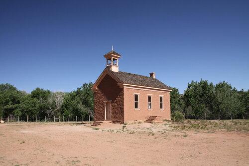 kostol v Graftone