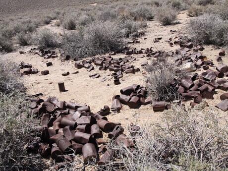 pozostatky v Skidoo
