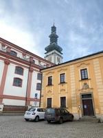 barokní kostel