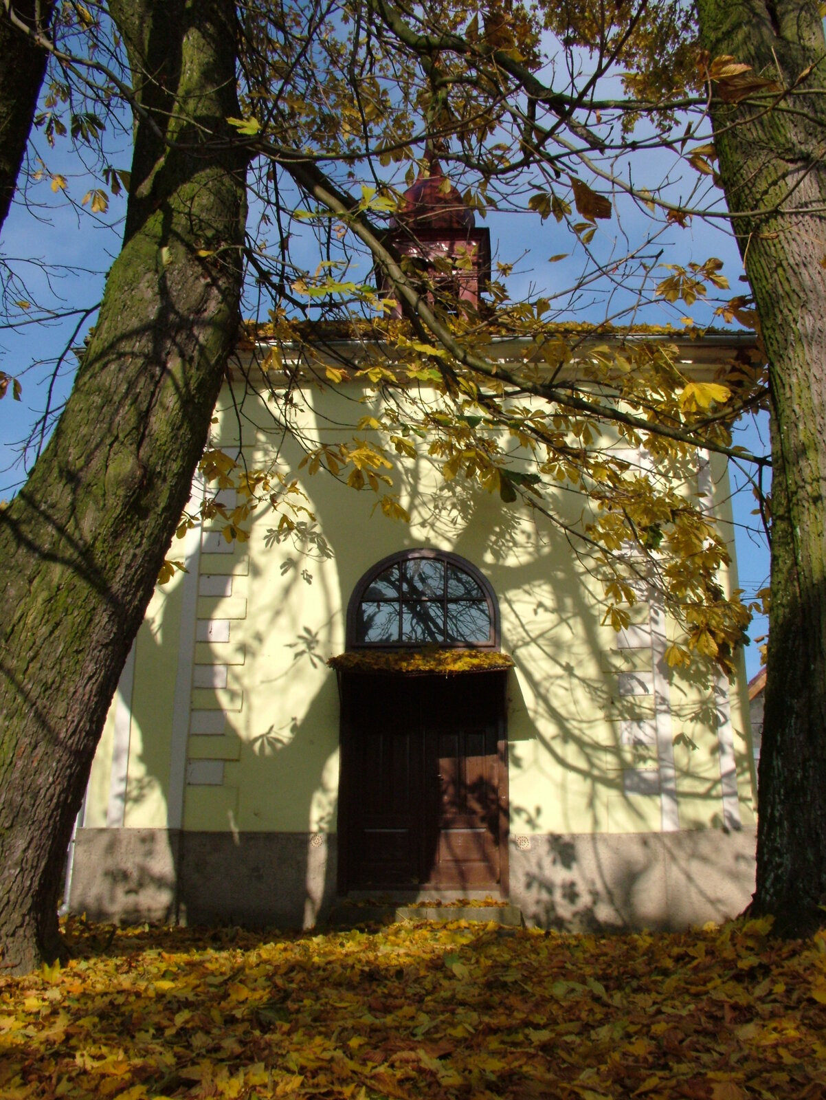 kaple sv. Floriána