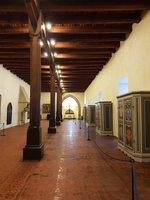 hradní interiéry